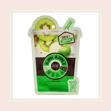 Kiwi Apple Mask (Mediheal)