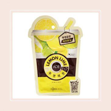 Lemon Lime Gesichtsmaske (Mediheal)