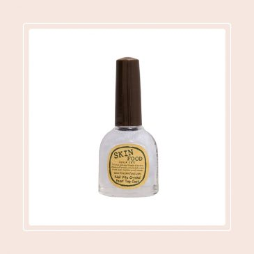 Nail Vita Crystal Pearl Top Coat (SKINFOOD)