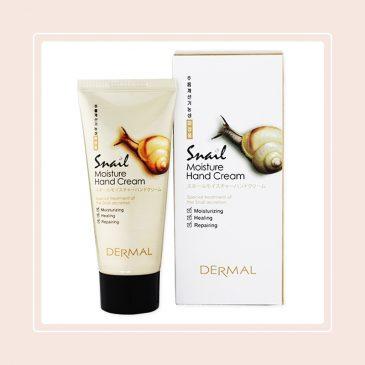 Snail Moisture Hand Cream (Dermal)